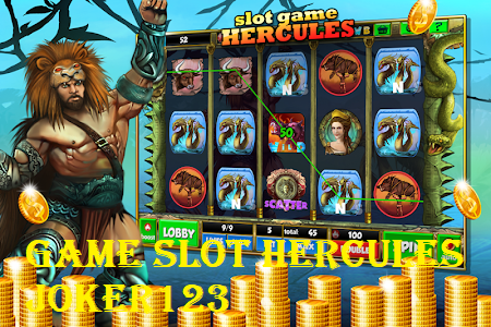 Game Slot Hercules Joker123
